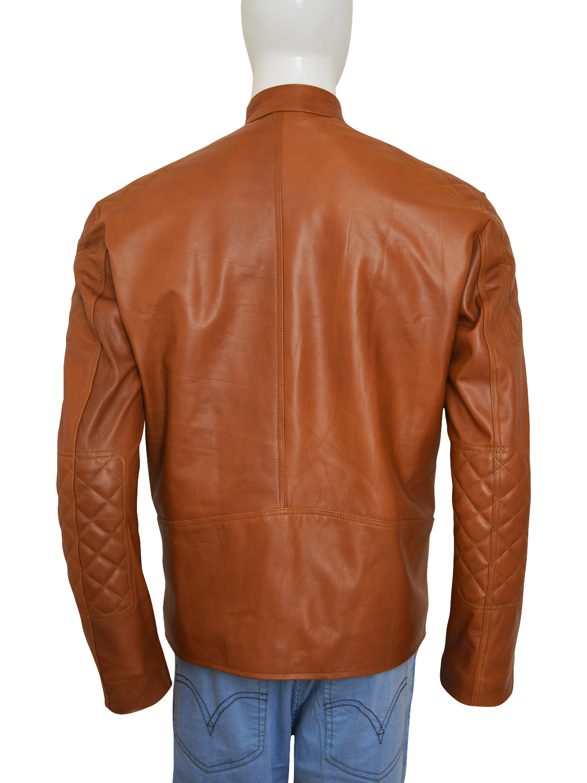 Brown-Biker-Men-Leather-Jacket