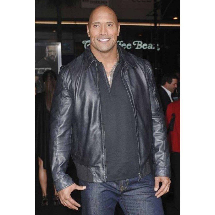 Dwayne-Johnson-Faster-leather-Jacket-3