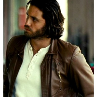 Edgar-Ramirez-Domino-Film-Choco-Brown-Leather-Jacket-3