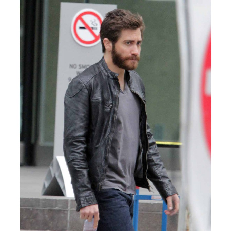 Enemy-Movie-Jake-Gyllenhaal-Leather-Jacket-1