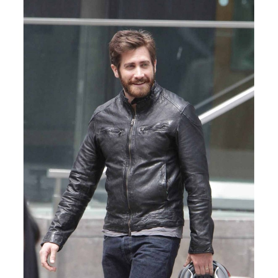 Enemy-Movie-Jake-Gyllenhaal-Leather-Jacket-3