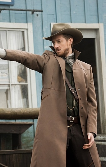 Legends-Of-Tomorrow-Rip-Hunter-Brown-Trench-Coat-2