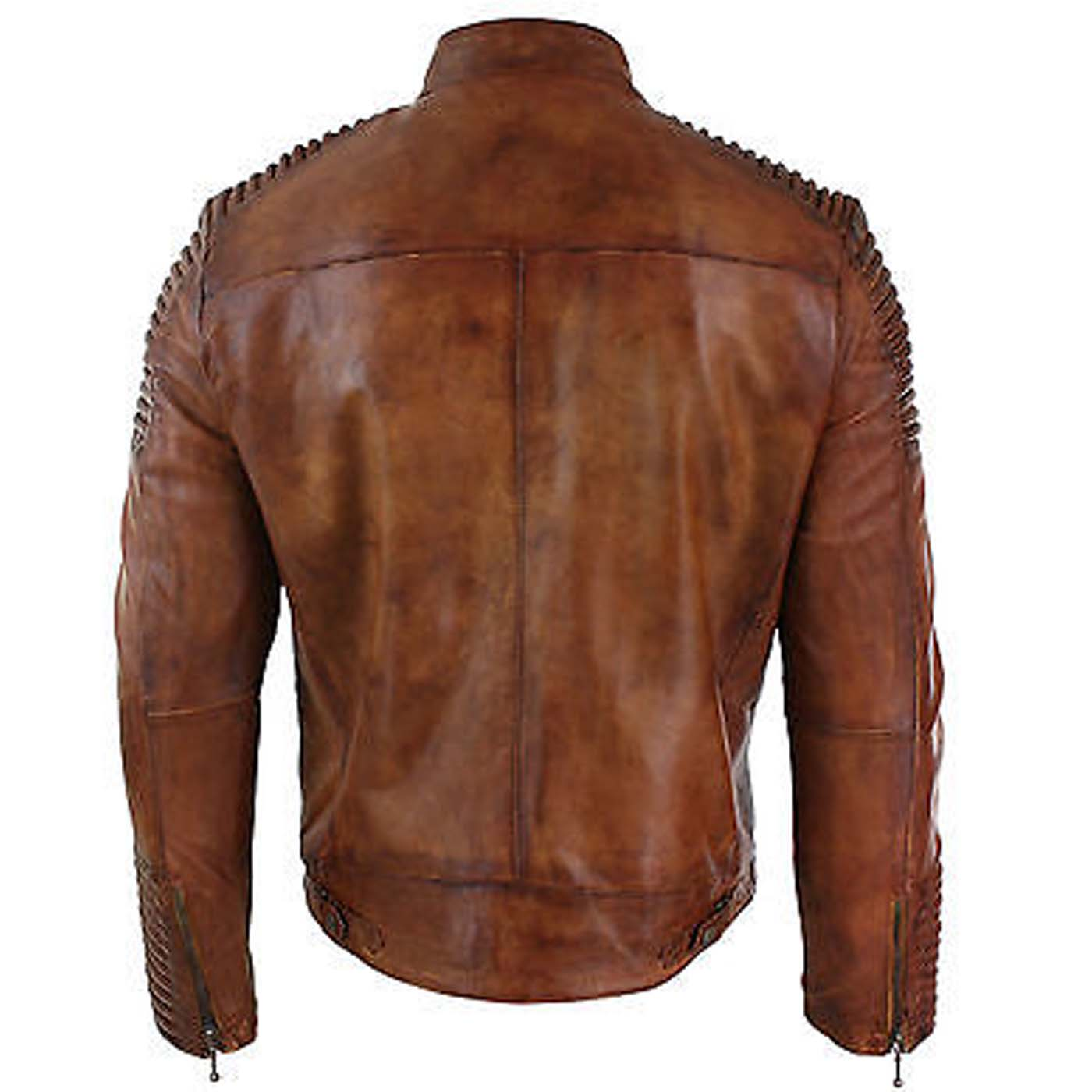 Mens-Biker-Vintage-Cafe-Racer-Wax-Distressed-Brown-Leather-Jacket-2-copy