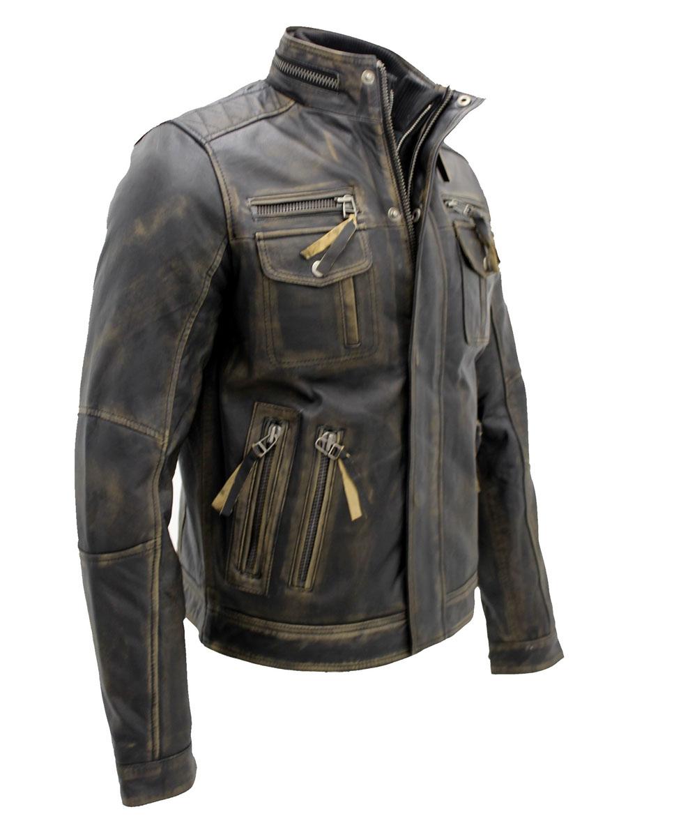 Mens-Vintage-Black-Warm-Leather-Retro-Biker-Jacket-1…..