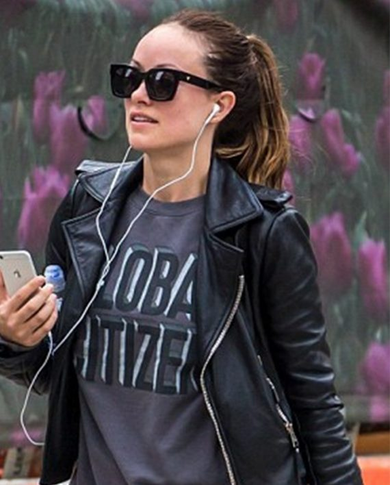Olivia-Wilde-in-Leather-Jacket-4