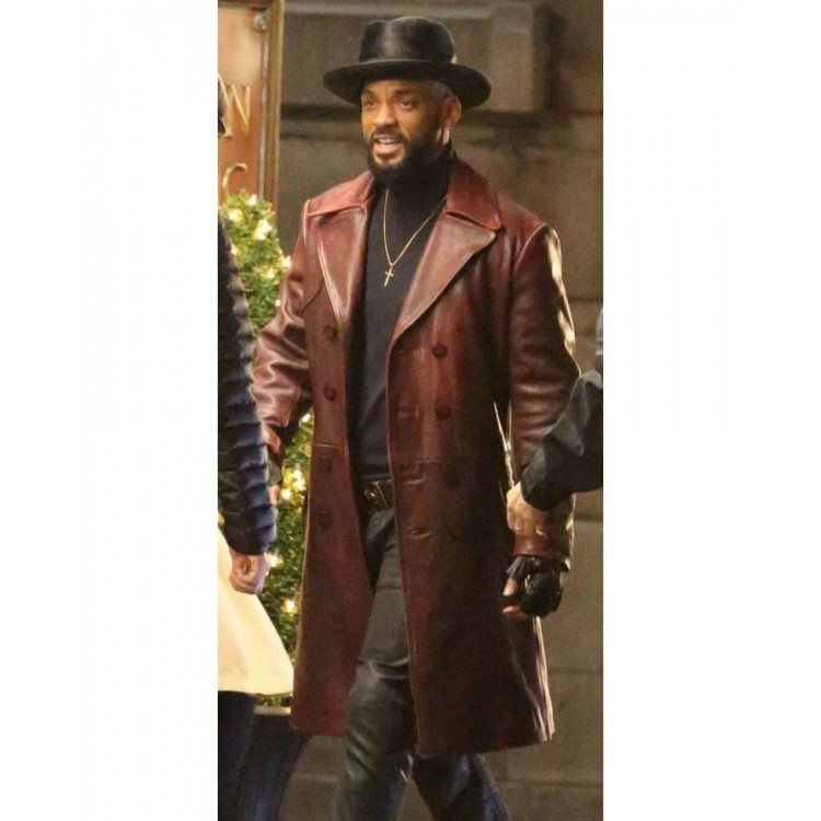 Suicide-Squad-Will-Smith-Deadshot-Trench-Leather-Coat1
