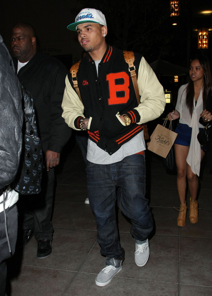 chris-brown-custom-varsity-jacket-mcm-bacpack-1