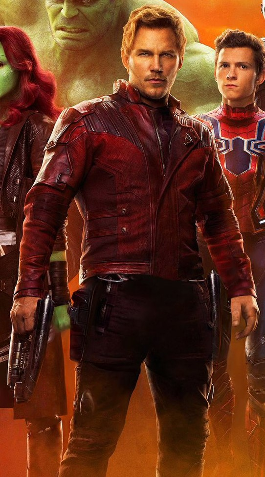 Star-Lord_(Avengers_Infinity_War_Textless_Poster)