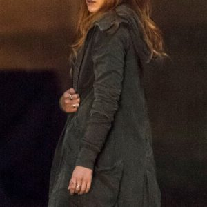Scarlet Witch Avengers Infinity War Coat