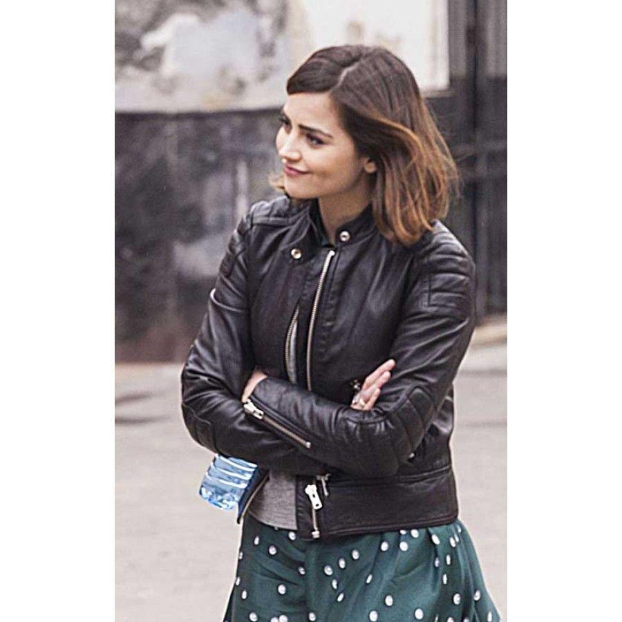 jenna-coleman-leather-jacket-900×900