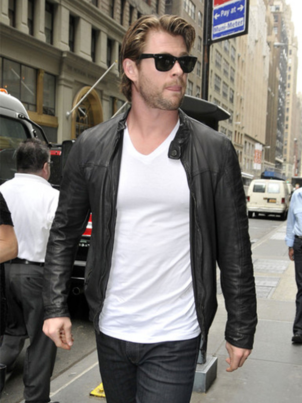 Chris-Hemsworth-Black-Jacket