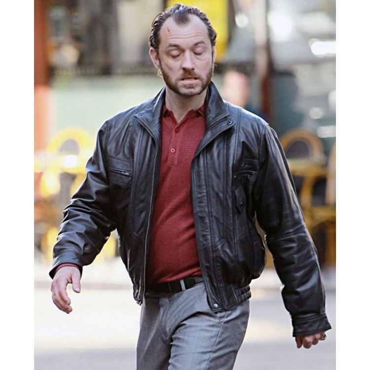 Dom-Hemingway-Jude-Law-Black-Jacket