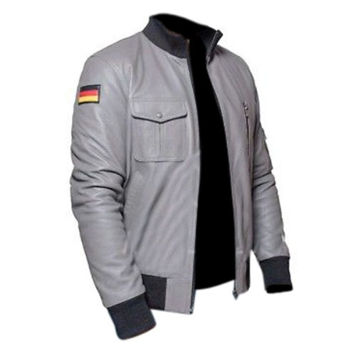 Grey-German-Bomber-Leather-Jacket-2
