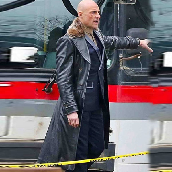 Mark-Strong-Shazam-Dr.-Thaddeus-Sivana-Fur-Collar-Black-Costume-Leather-Coat