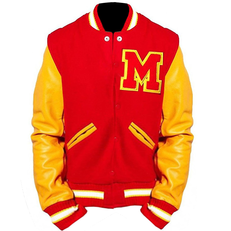 Michael-Jackson-M-logo-Letterman-Red-Yellow-Varsity-Bomber-Jacket (2)-800×800