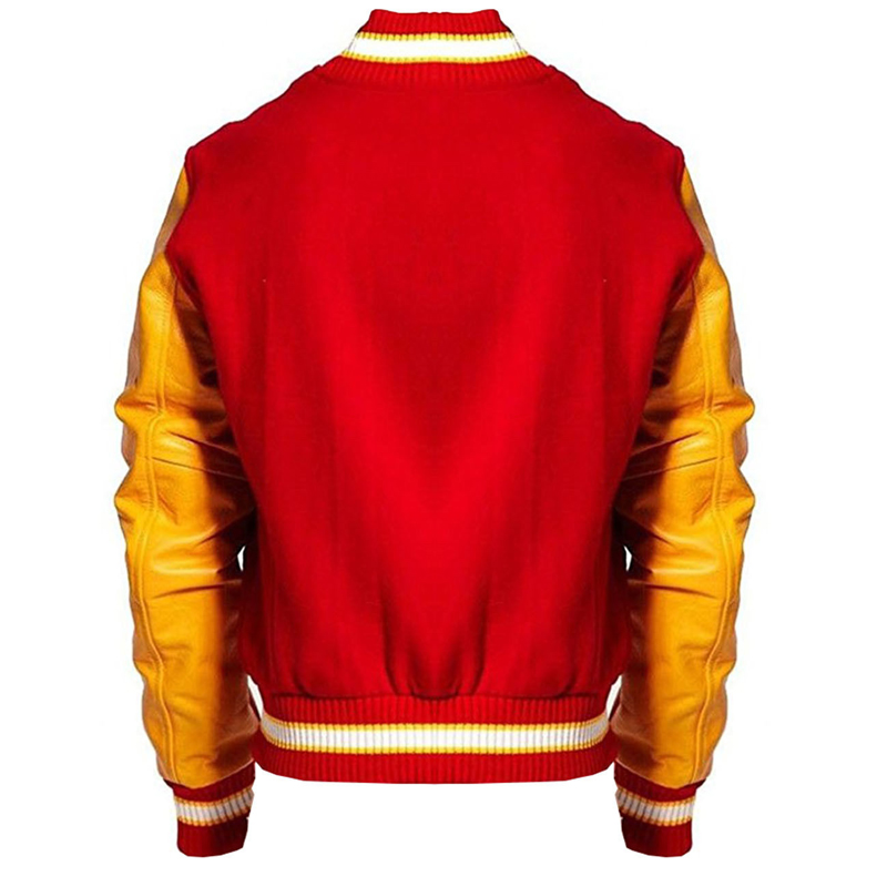 Michael-Jackson-M-logo-Letterman-Red-Yellow-Varsity-Bomber-Jacket (3)-800×800