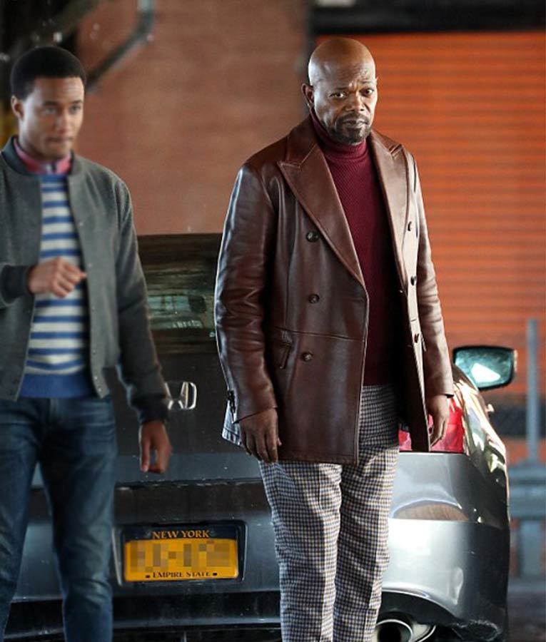 Samuel-L.-Jackson-Shaft-Leather-Blazer