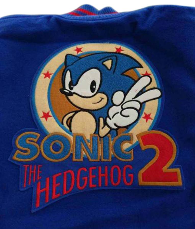 Sonic Bomber Jacket 2