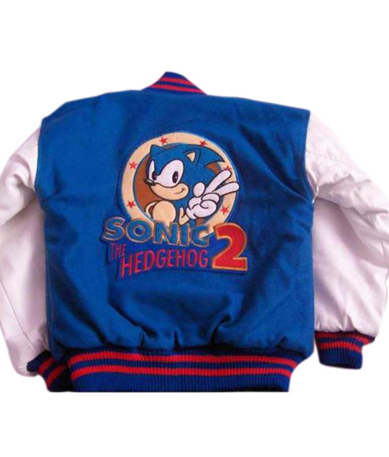 Sonic Bomber Jacket