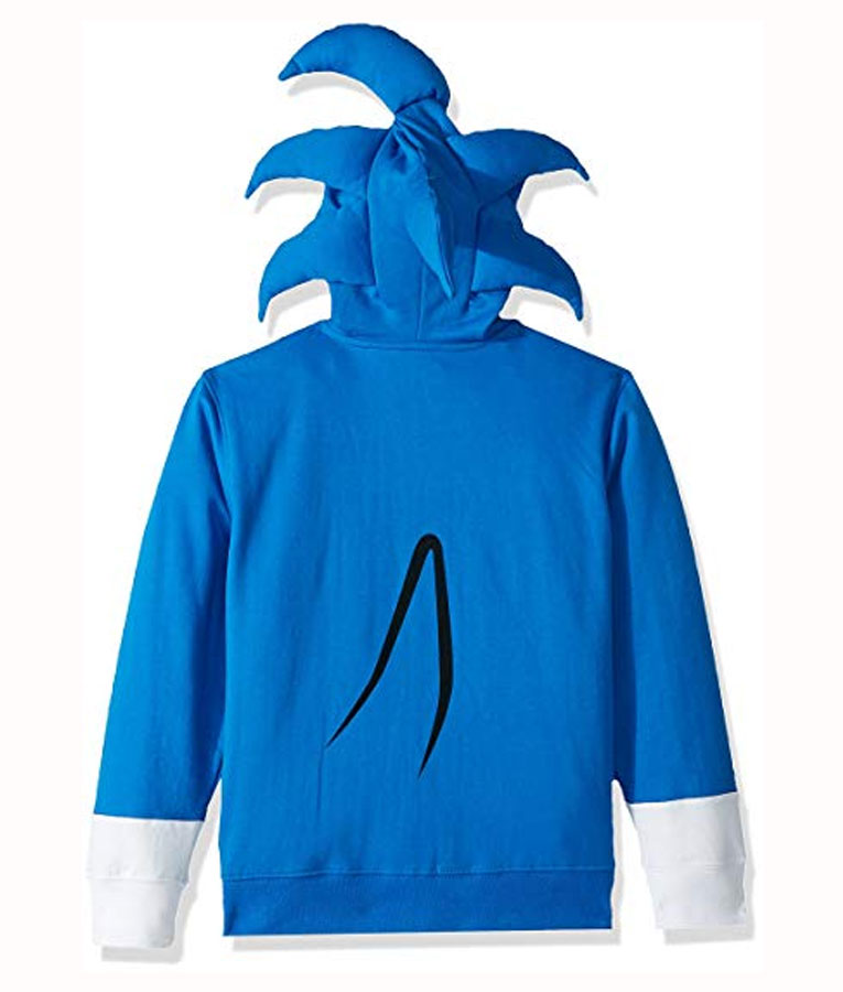 Sonic-The-Hedgehog-Blue-Hoodie