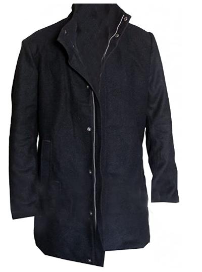 Vin Diesel Last Witch Hunter Kaulder Leather Coat