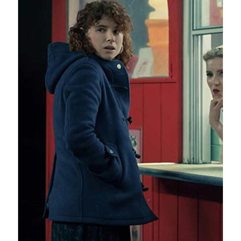 I'm Thinking of Ending Things Jessie Buckley Lucy Coat
