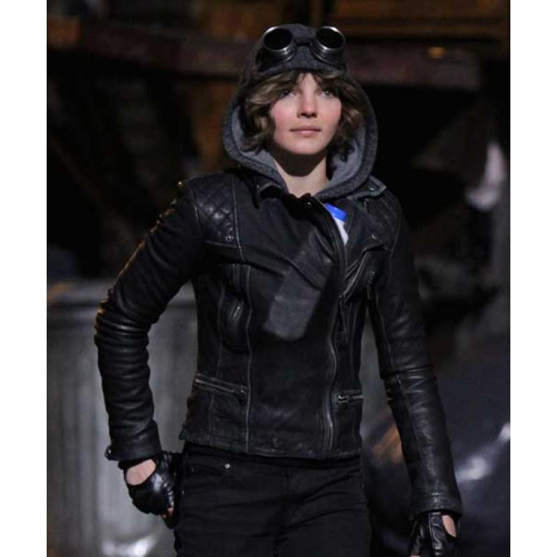 The Batman Selina Kyle Catwoman Gotham Jacket