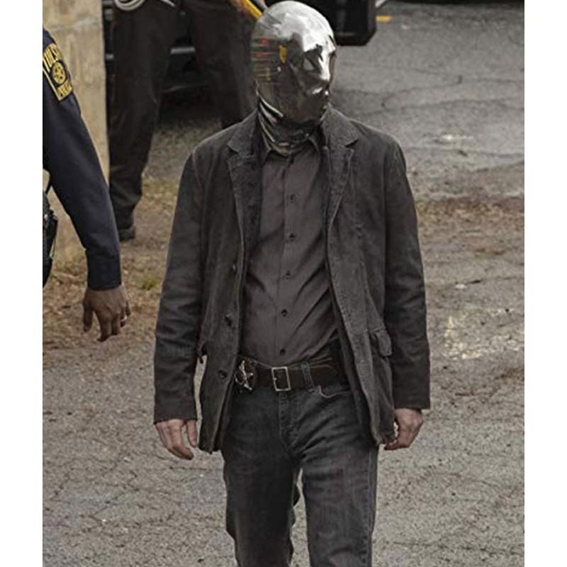 Watchmen Dark Brown Wade Tillman Jacket