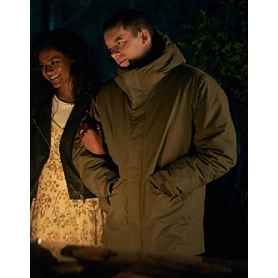 Russell Tovey The Sister Jacket Hoodie