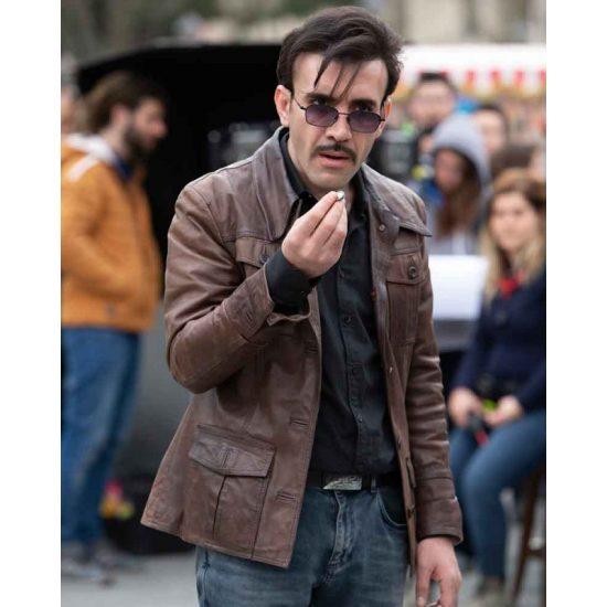 Tekin The Protector Leather Jacket